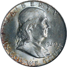 Franklin Half Dollar
