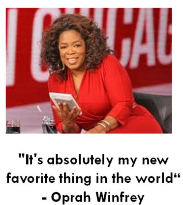 Oprah Recommends Kindle