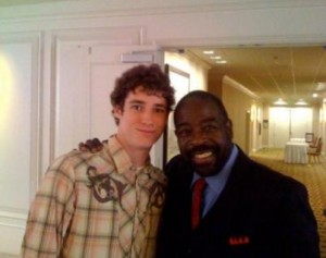 Les Brown and Austin
