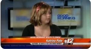 Katrina Pate on Good Morning Florida Show