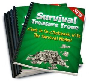 Clickbank PLR for Survival Niche