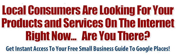 Local Businesses are Looking for Your Services