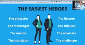 Easiest Hero Roles